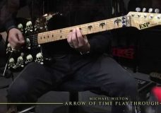 QUEENSRCHE — Arrow Of Time (Guitar Playthrough)