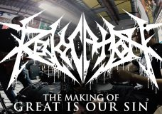 Revocation — the making of 'Great is Our Sin'