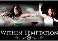 Within Temptation — A Demon's Fate Lyrics (HD 1080p)