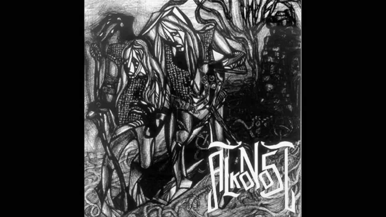Alkonost - Alkonost (full compilation)