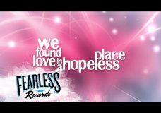 Forever The Sickest Kids — 'We Found Love' Lyric Video (Punk Goes Pop 5)