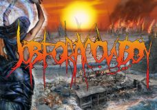 Job for a Cowboy 'Sun of Nihility' (OFFICIAL)