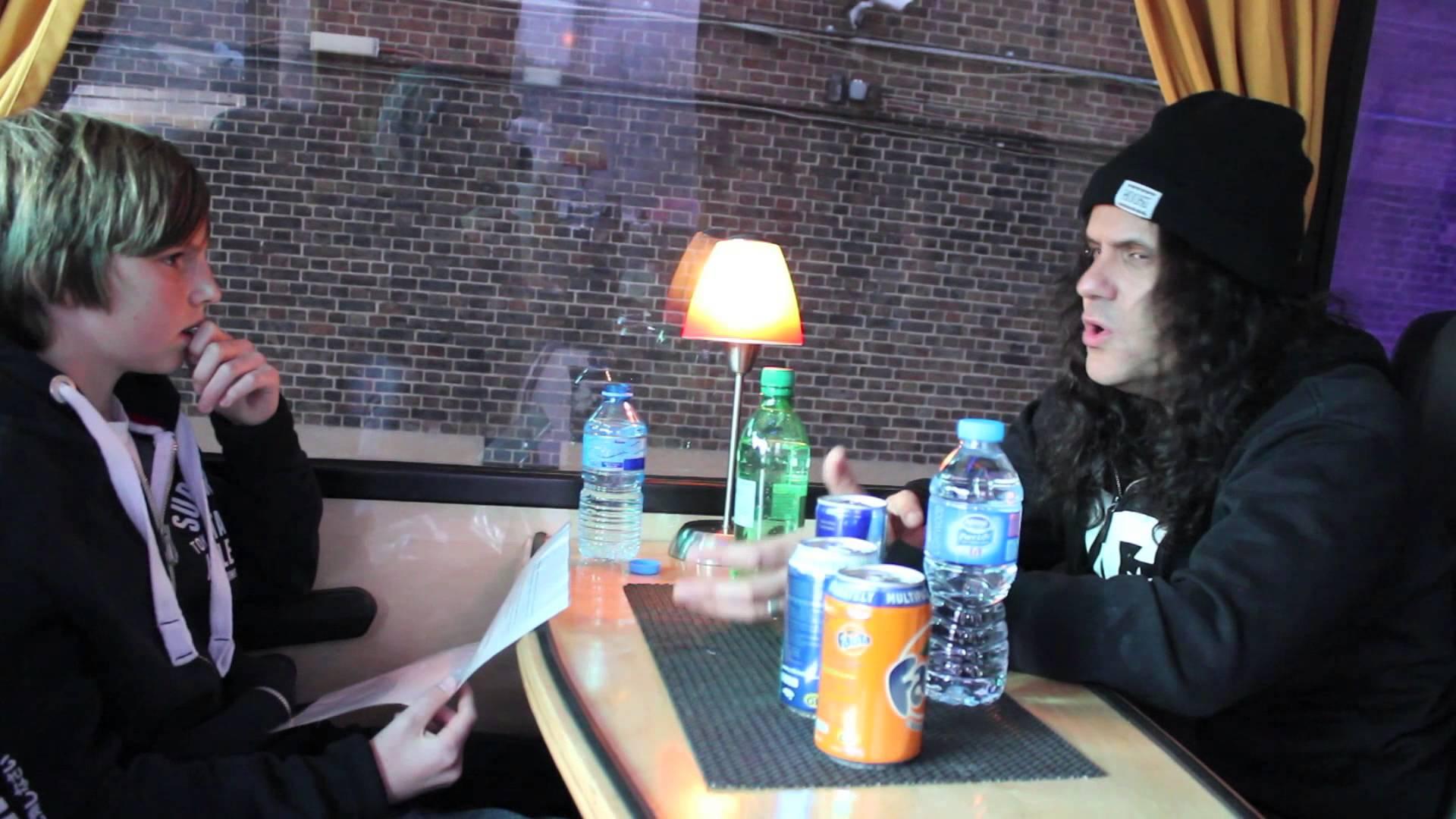 KREATOR - EQPTV & Mille Discuss Kreator's Thrash Influence