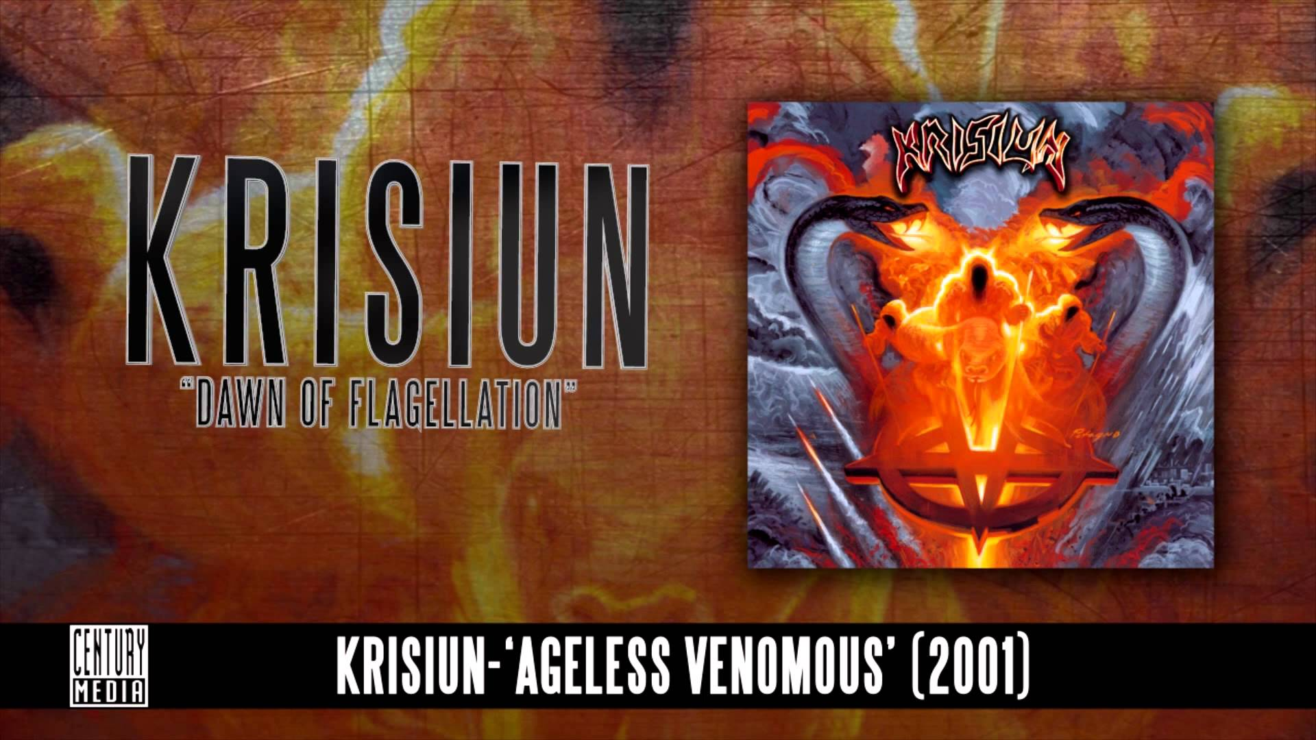 KRISIUN - Dawn Of Flagellation (Album Track)