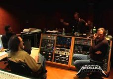 Mission Metallica Fly on the Wall Platinum Clip (August 29, 2008)