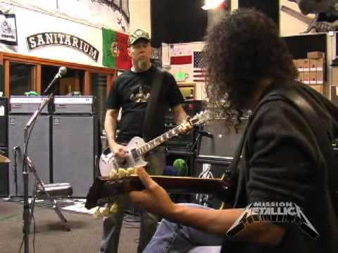 Mission Metallica Fly on the Wall Platinum Clip (June 2, 2008)