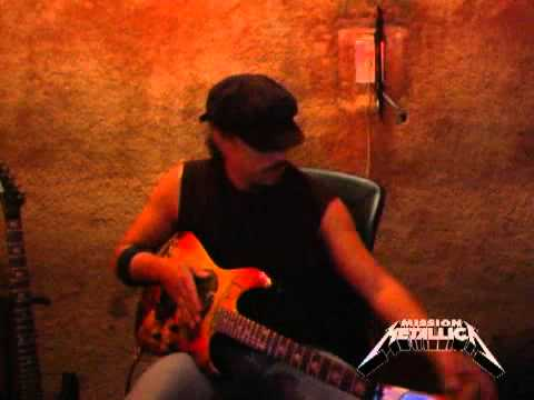 Mission Metallica Fly on the Wall Platinum Clip (August 1, 2008)