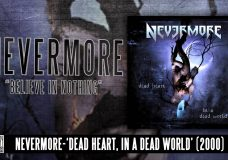 NEVERMORE — Believe In Nothing (Album Track)