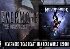 NEVERMORE — We Disintegrate (Album Track)