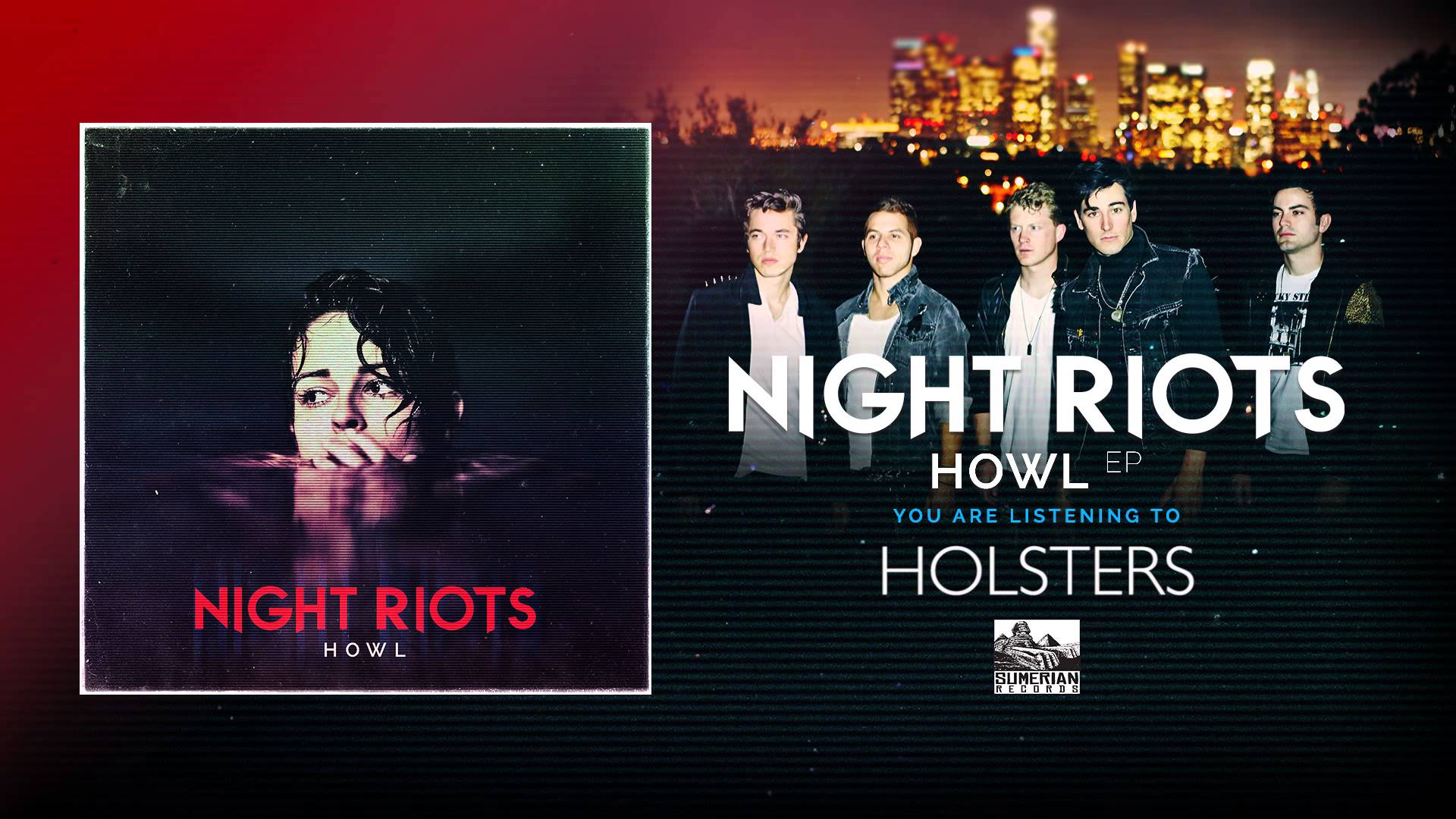 NIGHT RIOTS - Holsters