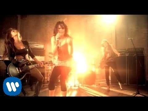 Nightwish - Bye Bye Beautiful OFFICIAL VIDEO