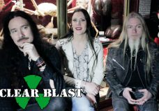 NIGHTWISH — Tuomas, Floor & Marco discuss Reality Music Shows (KERRANG EXCLUSIVE INTERVIEW)