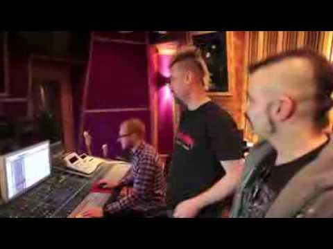 SABATON - Studio Session Coat of Arms (OFFICIAL BEHIND THE SCENES PT 8)
