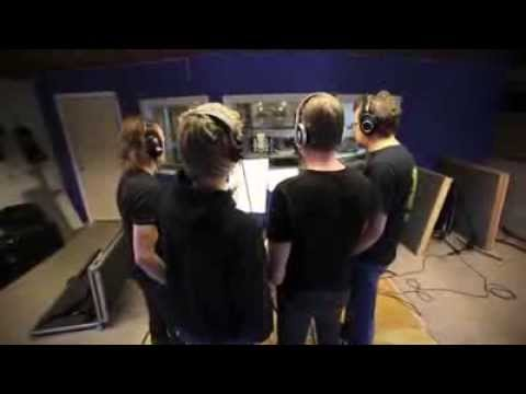 SABATON - Studio Session Coat of Arms (OFFICIAL BEHIND THE SCENES PT 6)