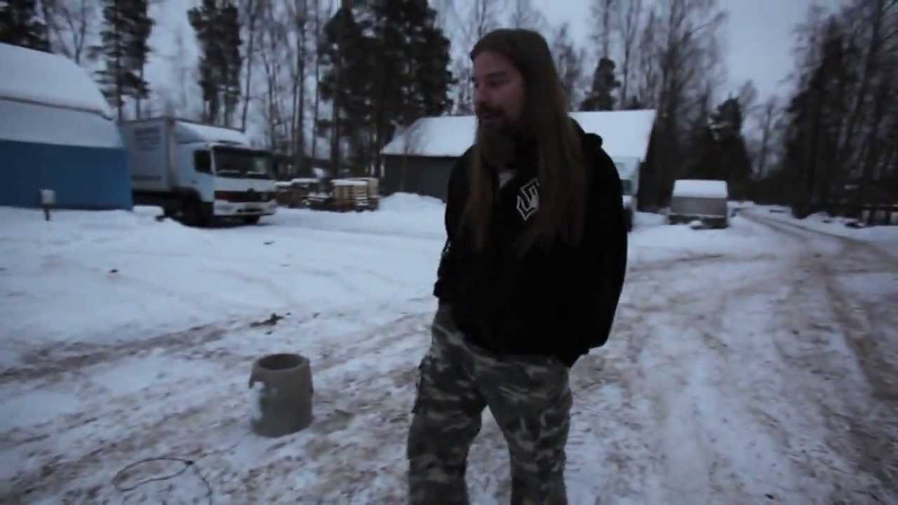 SABATON - Studio Session Coat of Arms (OFFICIAL BEHIND THE SCENES PT 4)