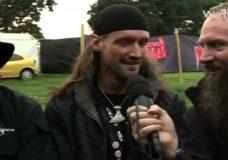 Saltatio Mortis — Interview Wacken Open Air 2008
