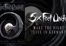 Six Feet Under 'Wake the Night Live in Germany' DVD (OFFICIAL)