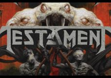 TESTAMENT — Brotherhood Of The Snake (AMAZON.CO.UK ID)