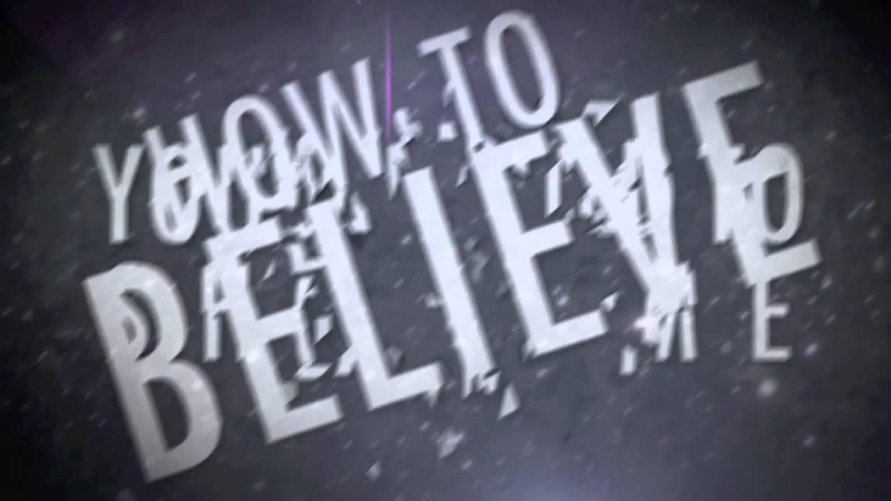 The Word Alive - 'Entirety' Lyric Video