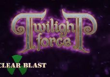 TWILIGHT FORCE — Battle Of Arcane Might (OFFICIAL LYRIC VIDEO)