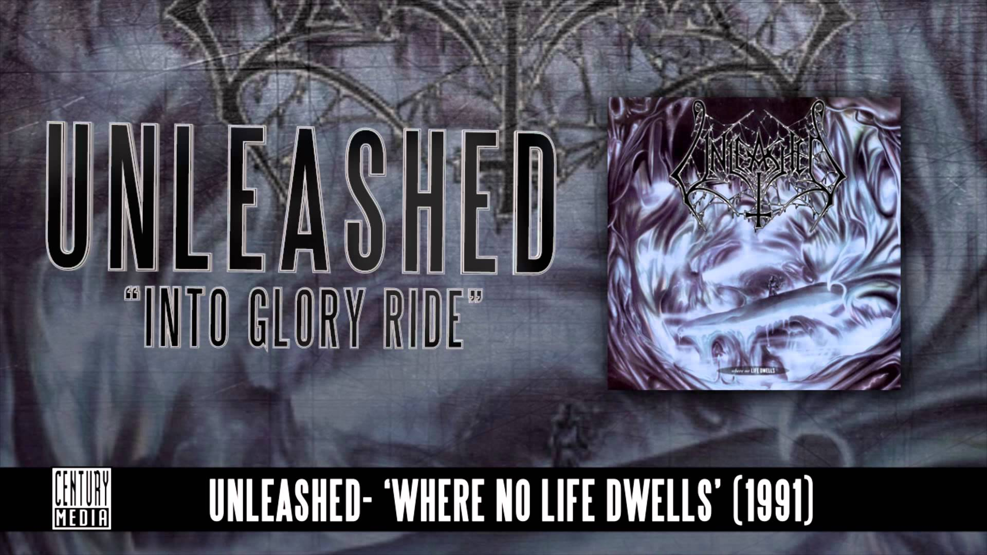 UNLEASHED - Into Glory Ride (ALBUM TRACK)