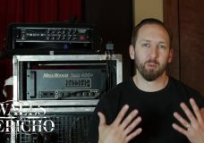WALLS OF JERICHO — I Play Bass Guitar (Webisode 2) Napalm Records
