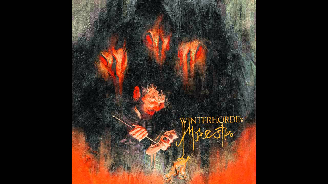 Winterhorde - Antipath (New Track - 2016)