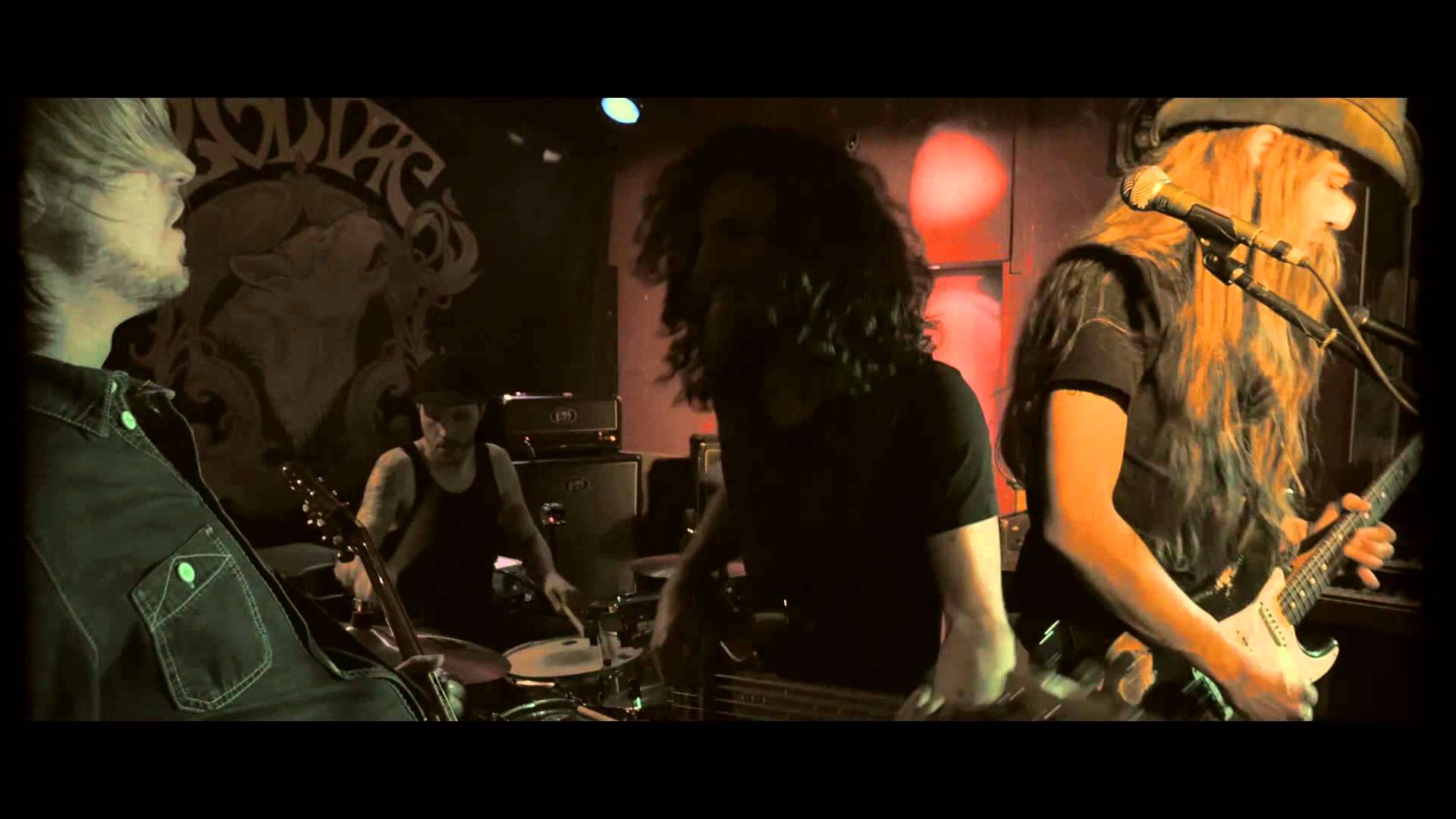 ZODIAC - Holding On (Official Live Video) Napalm Records
