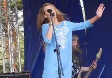 Alkonost 'Сказки Странствий', live at FSF 2015 (Гусь-Хрустальный, Russia), 19-Jul-2015