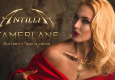 Antillia — Tamerlane (Butterfly Temple cover)