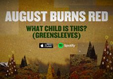 August Burns Red - What Child Is This (Greensleeves)