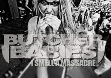 BUTCHER BABIES — I Smell a Massacre (OFFICIAL VIDEO)