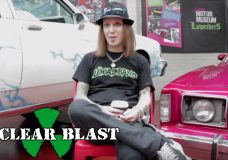 CHILDREN OF BODOM - Alexi Laiho on finding his singing voice (OFFICIAL INTERVIEW)