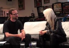 DORO — Fan Interview (OFFICIAL INTERVIEW PART 1)