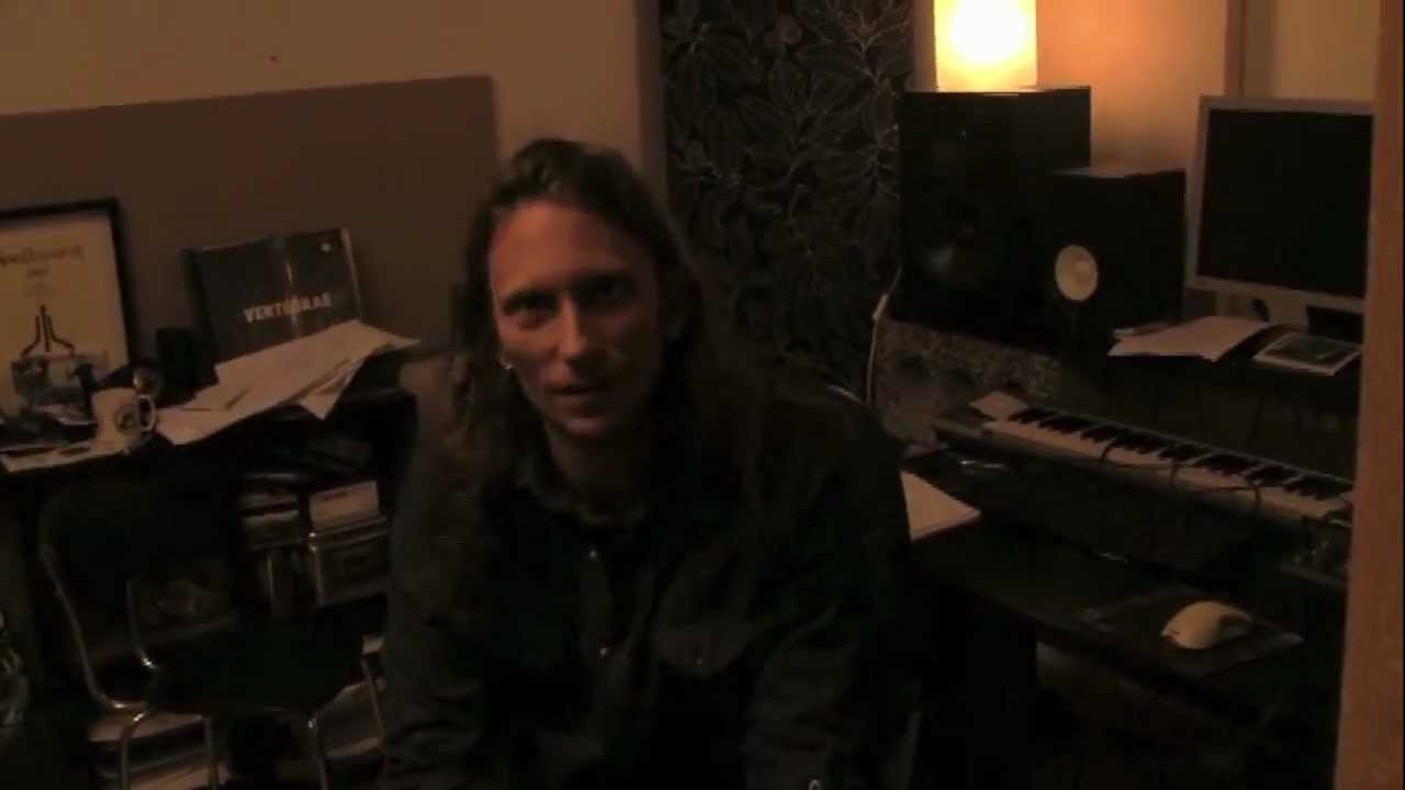 ENSLAVED - RIITIIR making of with HERBRAND (OFFICIAL BEHIND THE SCENES)