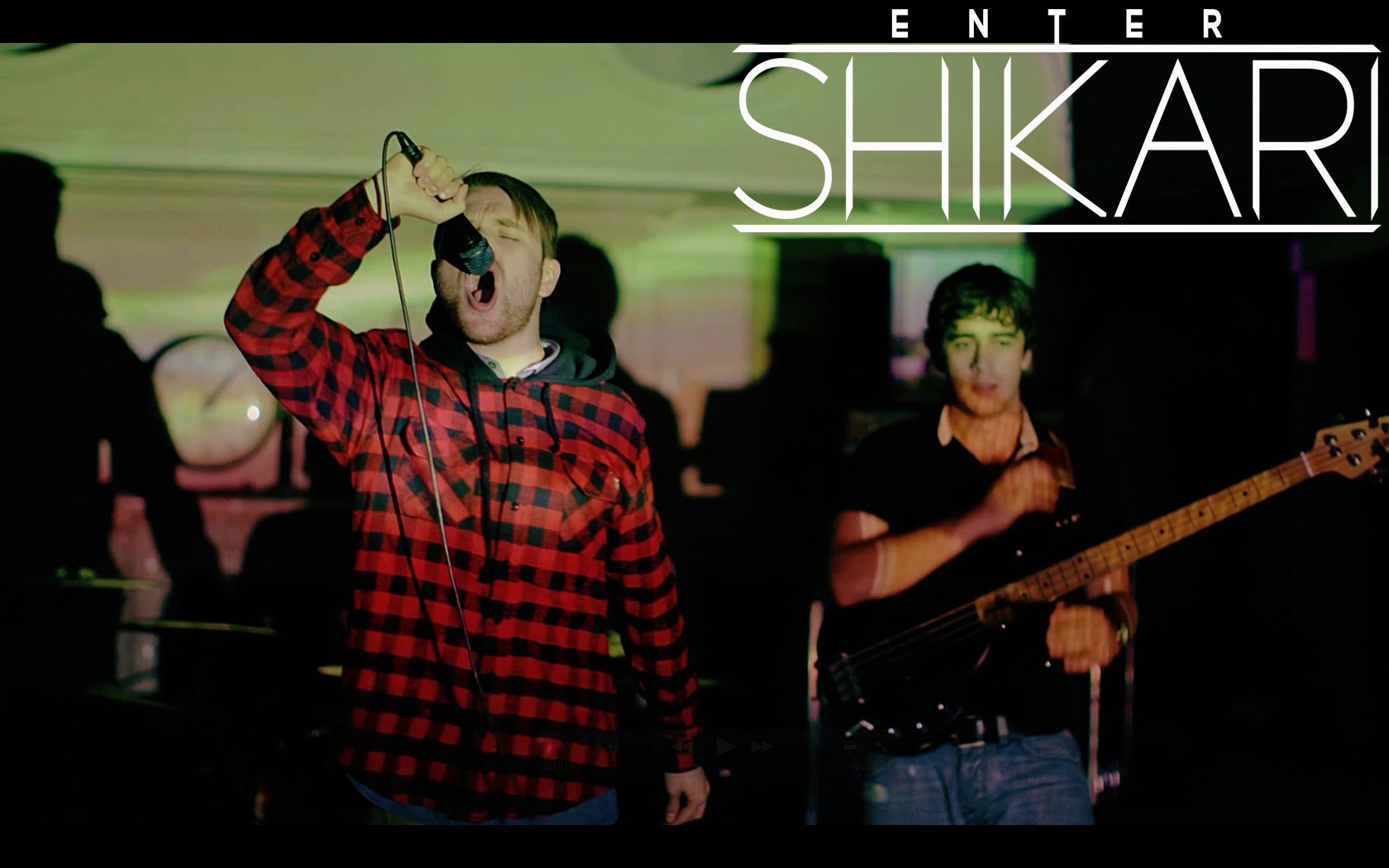 Enter Shikari - Pack Of Thieves (Official Music Video)