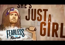 Forever The Sickest Kids - Chin Up Kid (Lyric Video)