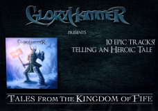 GLORYHAMMER - Quest for the Hammer of Glory (Lyric Video) Napalm Records