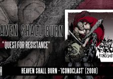 HEAVEN SHALL BURN — Iconoclast Part I The Final Resistance (FULL ALBUM STREAM)