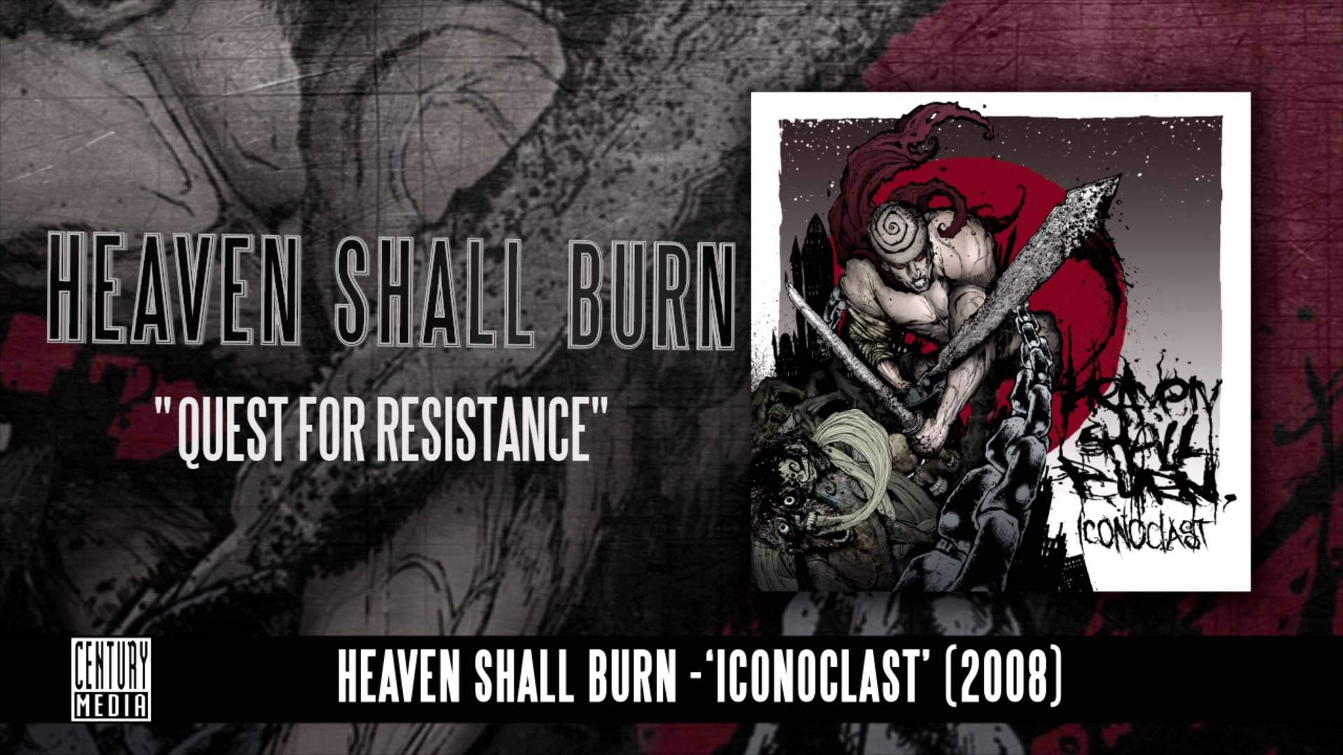 HEAVEN SHALL BURN - Iconoclast Part I The Final Resistance (FULL ALBUM STREAM)