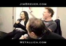 Jim Breuer Interviews Metallica Episode 1