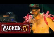 Kamikaze Kings — Boneshaker Boogie — Live at Wacken Open Air 2013