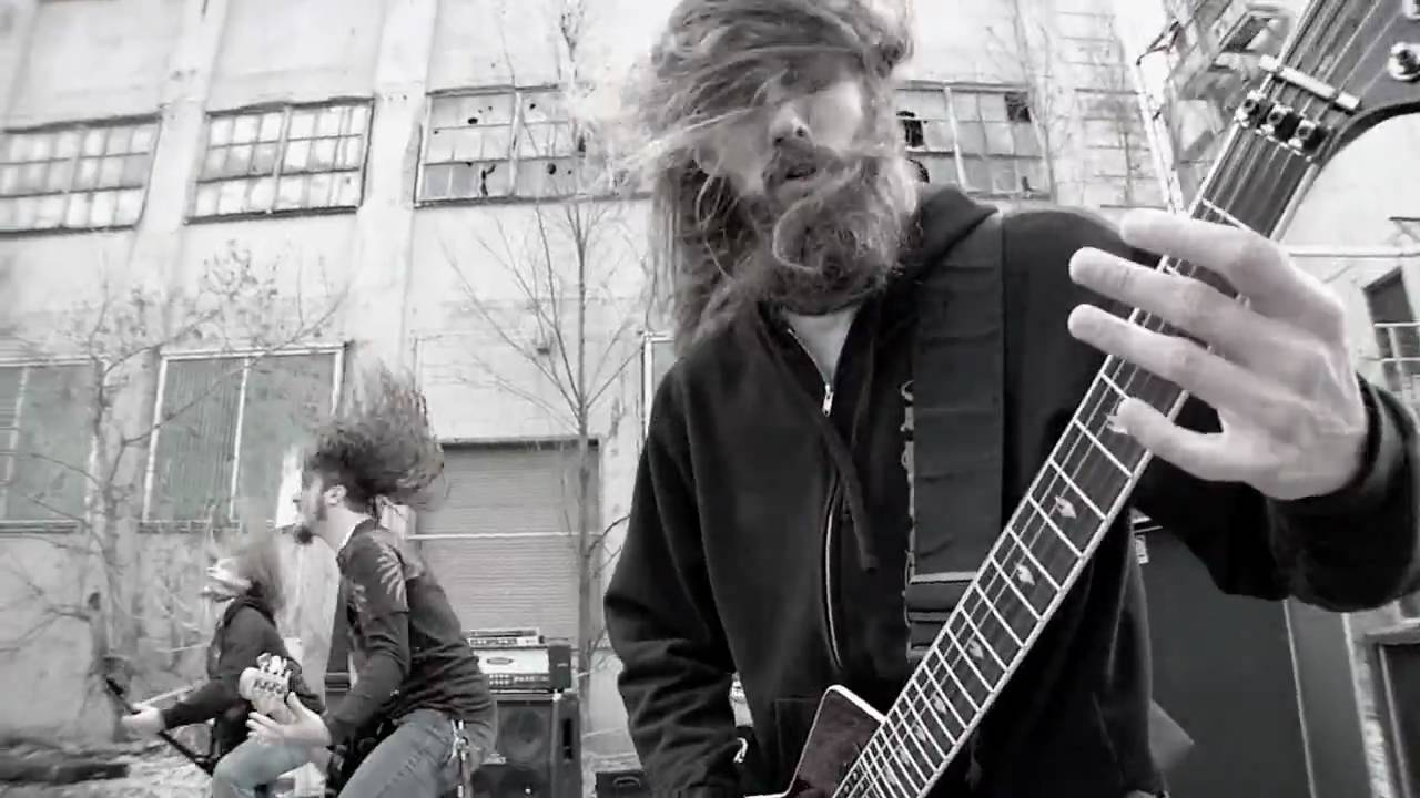 Lazarus A.D. 'Absolute Power' (OFFICIAL VIDEO)