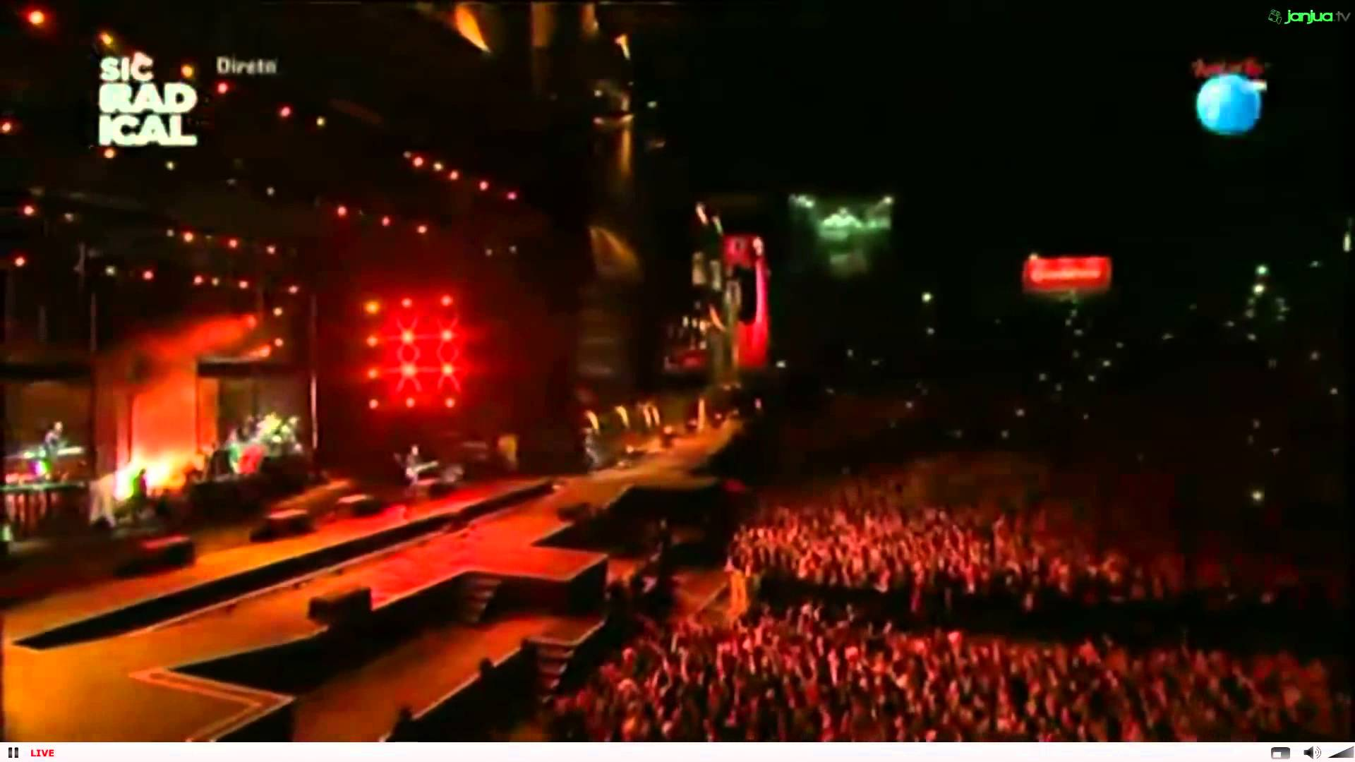 Linkin Park - Burn It Down Live At Rock In Rio 2014