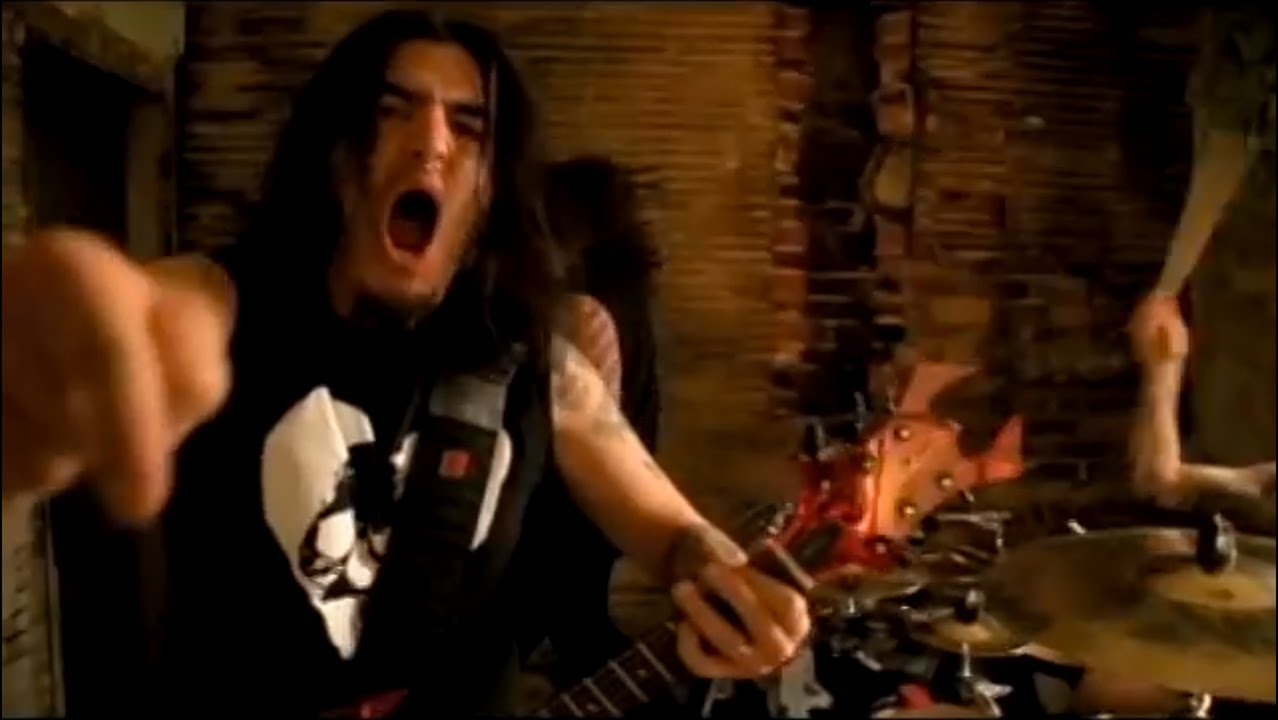 Machine Head - Aesthetics Of Hate OFFICIAL VIDEO