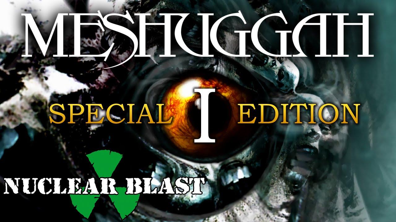 MESHUGGAH - I Remastered (OFFICIAL TRAILER)