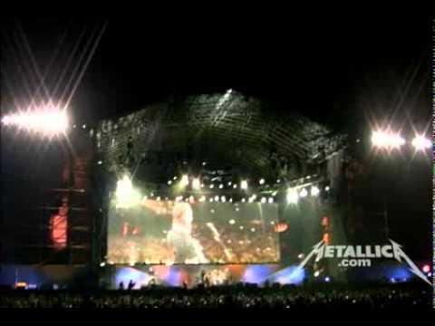 Metallica Creeping Death (MetOnTour - Mexico City, Mexico - 2009)