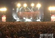 Metallica Fuel & Seek and Destroy (MetOnTour - Moscow, Russia - 2007)