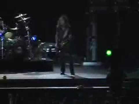 Metallica Harvester of Sorrow (MetOnTour - Belgrade, Serbia - 2004)