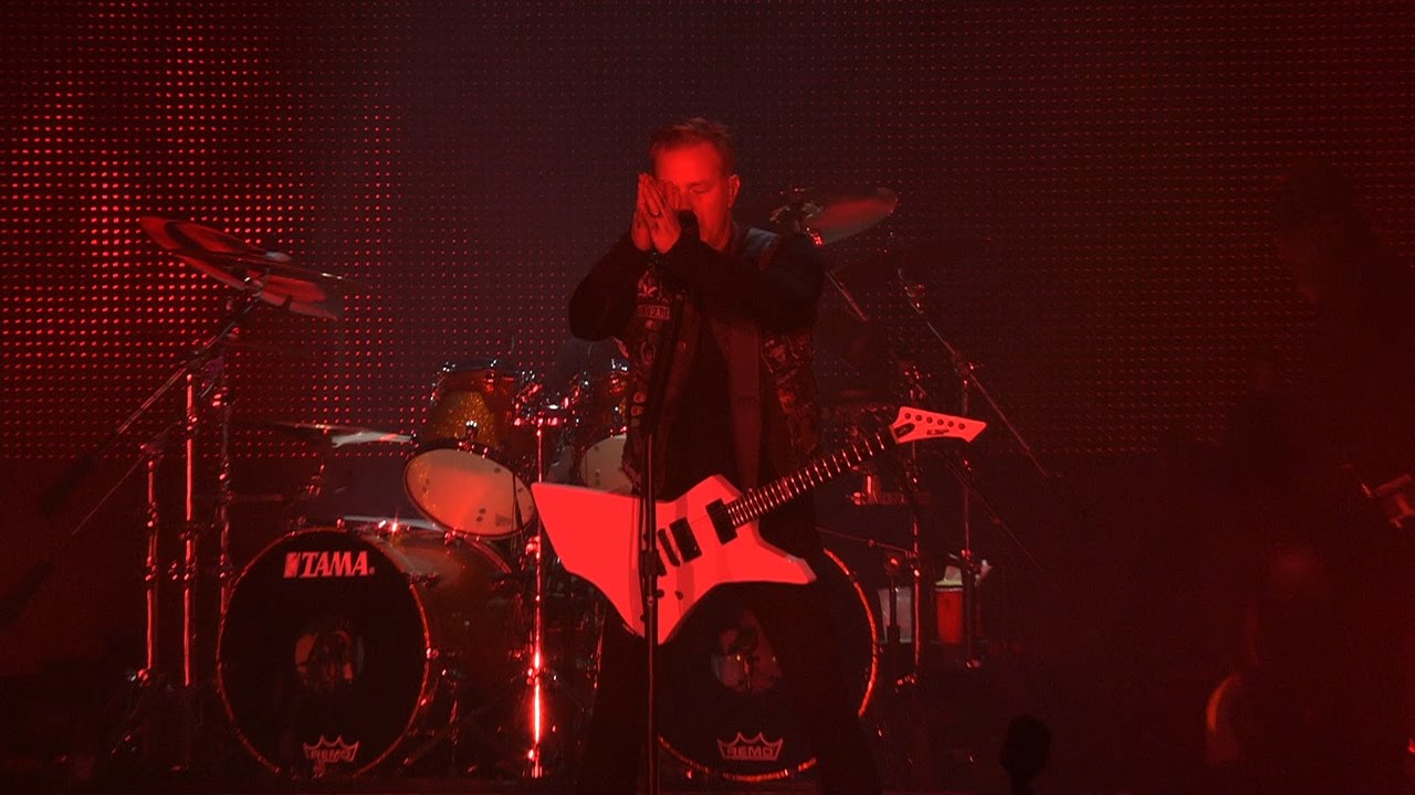 Metallica King Nothing (Live - The Night Before - San Francisco, CA - 2016)